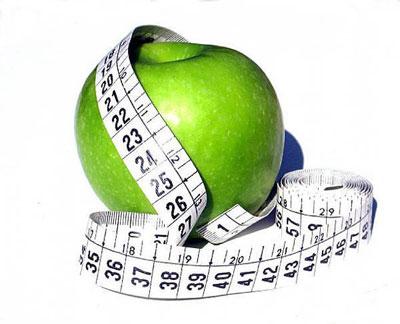 питание при похудении меню