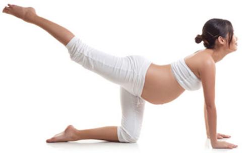Гимнастика для беременных. Второй триместр