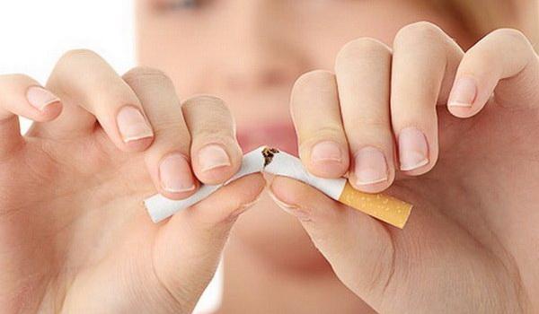 Диета для тех, кто хочет бросить курить