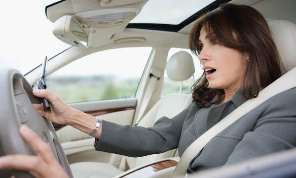 Как влияет вождение автомобиля на женское здоровье?
