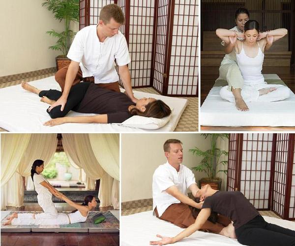 Тайский массаж для нормализации своей энергетики