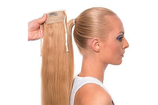 Укладка волос на заколках