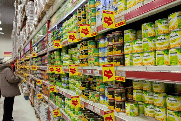 Продукты в магазинах: правила отбора