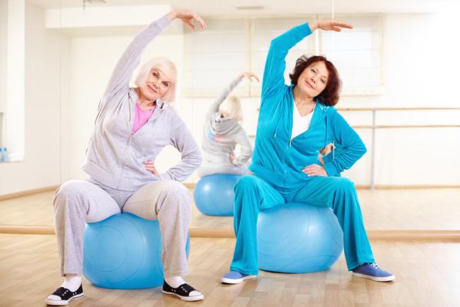 Каким спортом заняться в пожилом возрасте