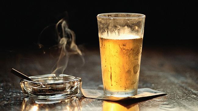 consuming alcohol and smoking Given overwhelming evidence for the primacy of sociocultural factors in determining both drinking patterns and their consequences, it is clear that ethnographic research findings on the social and cultural roles of alcohol may.