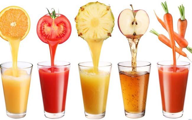 Самые полезные сочетания овощей и фруктов для нашего организма