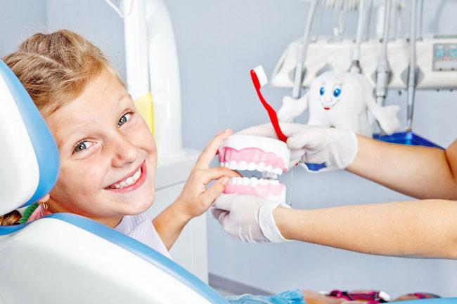 Каковы особенности детской стоматологии?
