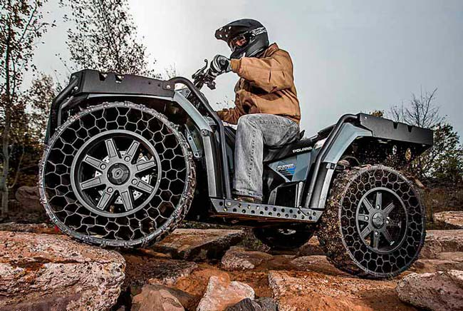 Выбор шин для квадроциклов