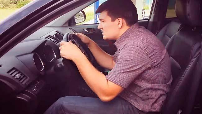Здоровье водителя: полезные советы