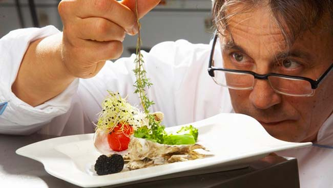 Одухотворенная французская кулинария