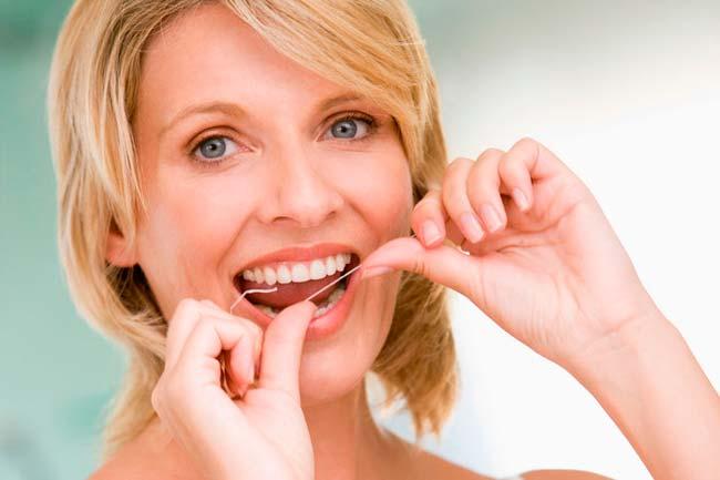 Правильный уход за своими зубами