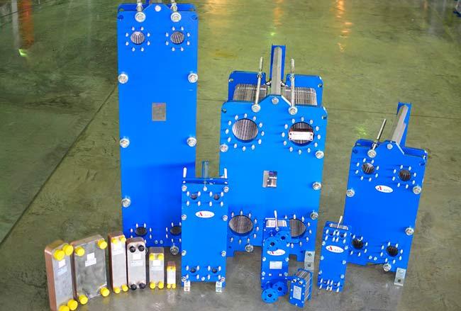 Принцип работы теплообменных агрегатов