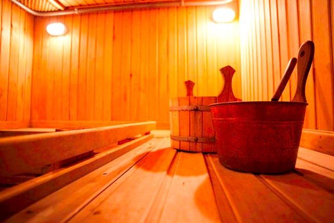 Баня и сауна: основные отличия