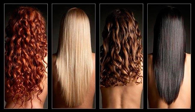 Виды волос для наращивания. Подбор волос для наращивания