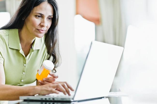 Покупка лекарств в интернет-аптеках