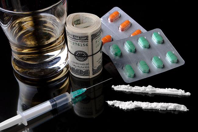 Наркомания, алкоголизм