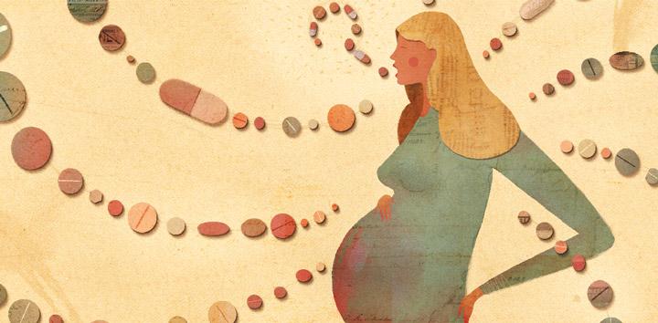Медикаменты, разрешенные при беременности