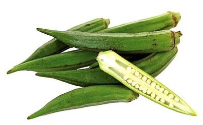 Бамия – полезный овощ для здорового питания