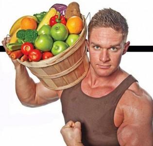 Белковая пища для крепких мышц