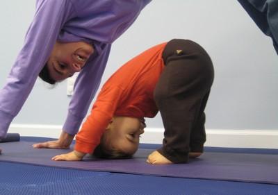 Комплекс упражнений – разминка для детей