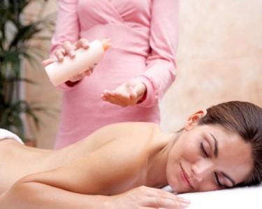 Лечебный массаж для спины