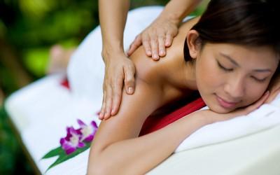 Сочетание лечебного массажа и гимнастики