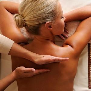 Уроки массажа спины